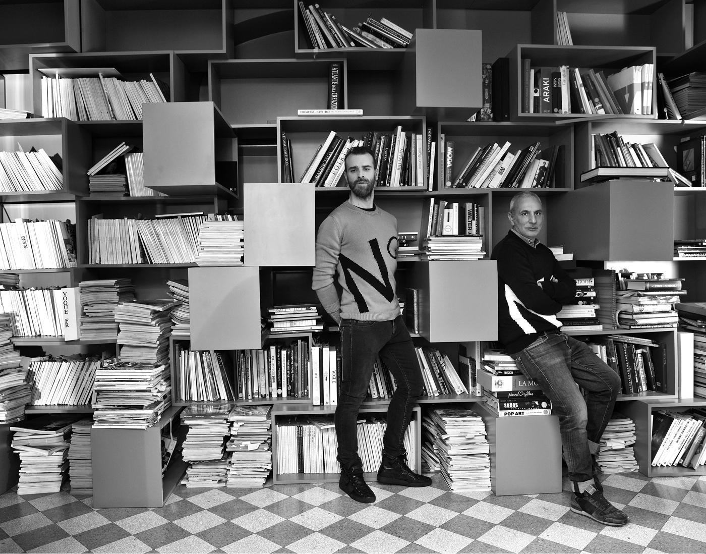 Ufficio Stile Moda : La casa n°21 alessandro dellacqua icarius